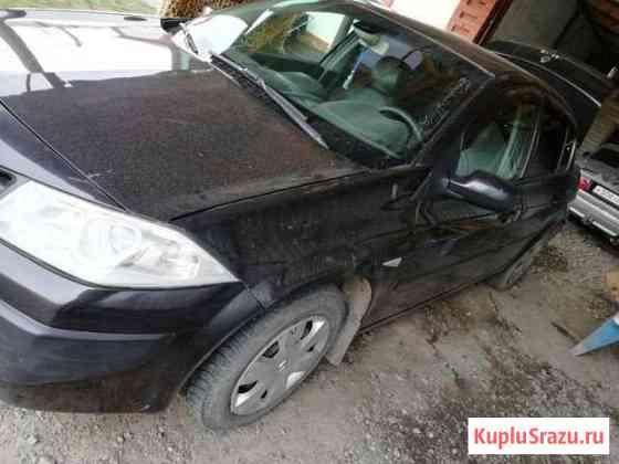Renault Megane 1.6AT, 2007, 164000км Голышманово