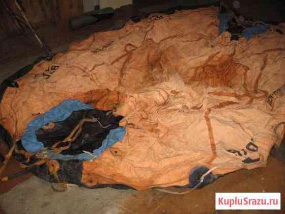 Надувной аварийно-спасательный плот б/у Суоярви