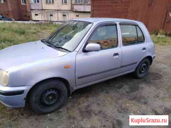 Nissan March 1.0 AT, 2001, 250 000 км Норильск