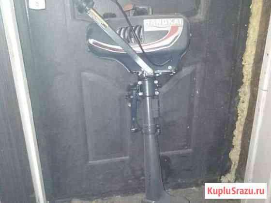 Лодочный мотор ханкай 3,5 Саратов