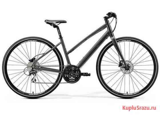 Велосипед Merida Crossway Urban 20-D Lady Silver Севастополь