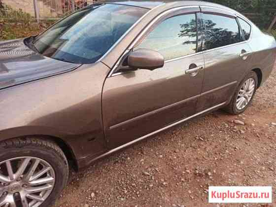 Nissan Fuga 3.5AT, 2005, битый, 191000км Карачаевск