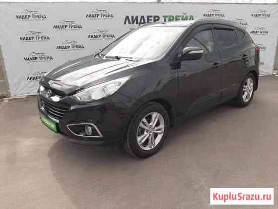 Hyundai ix35 2.0AT, 2011, 79358км Рязань