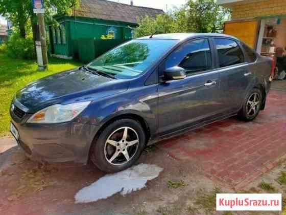 Ford Focus 1.6МТ, 2010, 183000км Рязань