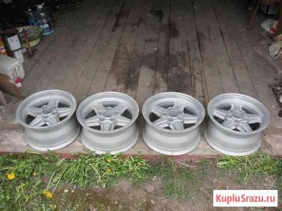 Редкие диски для BMW от Ronal R8 5x120, 8Jx16H2E11 Великий Новгород