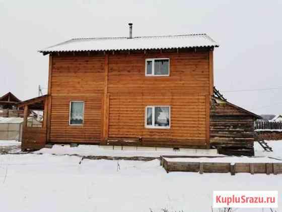 Дом 90 м² на участке 20 сот. Большая Ирба