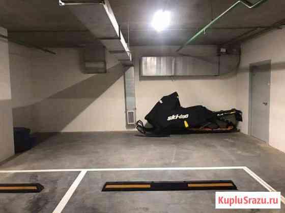 Машиноместо 10 м² Красноярск
