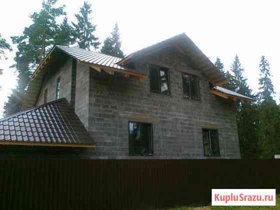Дом 200 м² на участке 11.2 сот. Вырица