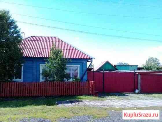 Дом 70 м² на участке 10 сот. Партизанское