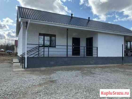 Дом 75 м² на участке 8 сот. Псков