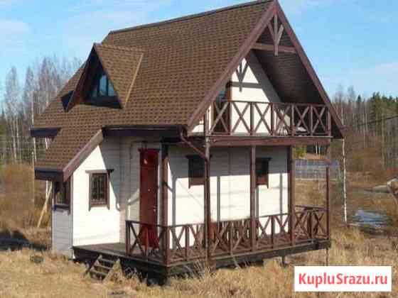 Дом 73 м² на участке 6.1 сот. Лесколово