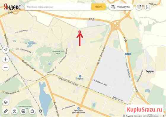 Дача 67 м² на участке 6 сот. Санкт-Петербург