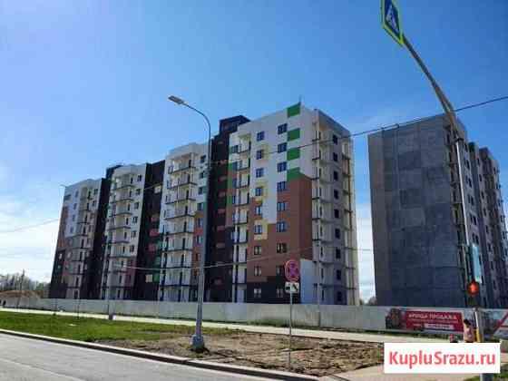 2-комнатная квартира, 53.9 м², 2/9 эт. Псков