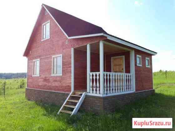 Дом 58.1 м² на участке 13.9 сот. Задонск