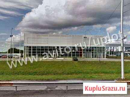 Автосалон, 1386.4 кв.м. Сургут