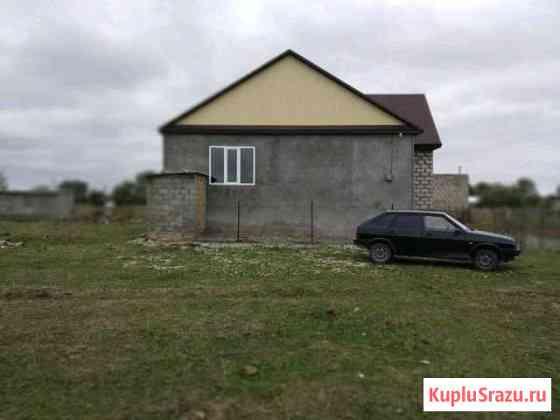 Дом 140 м² на участке 10 сот. Акуша