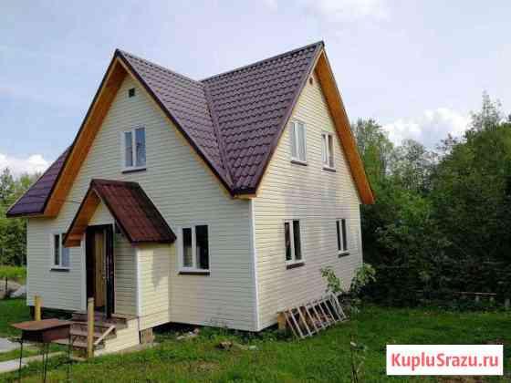 Дом 106 м² на участке 6 сот. Сергиев Посад