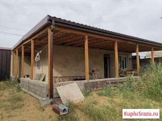 Дом 50 м² на участке 8 сот. Коркмаскала