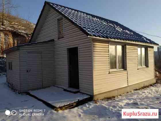 Дом 34 м² на участке 6 сот. Красноярск