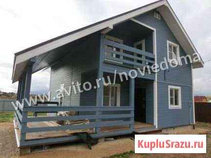 Дом 146 м² на участке 10 сот. Москва