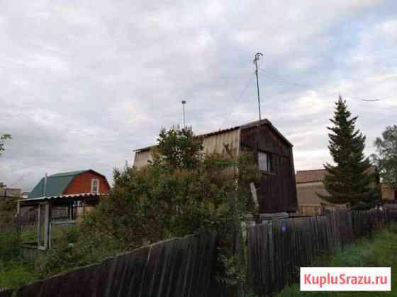 Дача 40 м² на участке 4 сот. Минусинск
