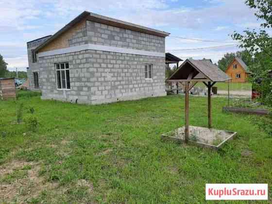 Дом 58 м² на участке 5 сот. Новосибирск