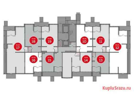 Продается помещение свободного назначения 47.90 кв Краснодар