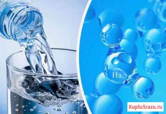 Просто и доступно о водородной воде Санкт-Петербург