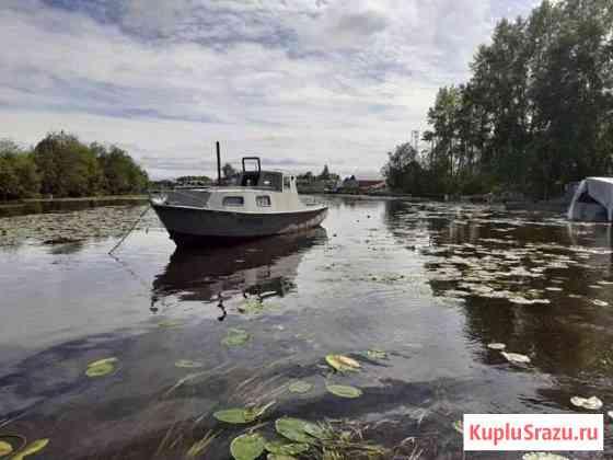 Катер Архангельск