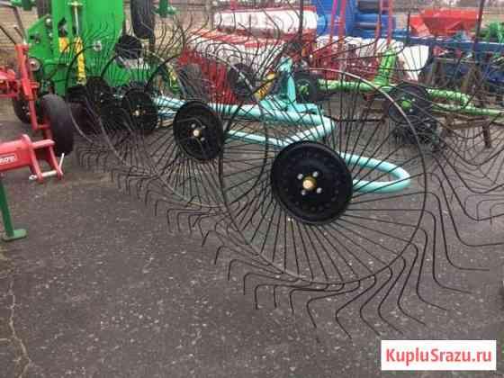 Грабли ворошилки усиленные 4 и 5 колесные Саратов