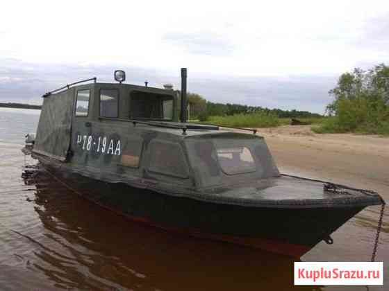 Катер (моторная лодка) Архангельск