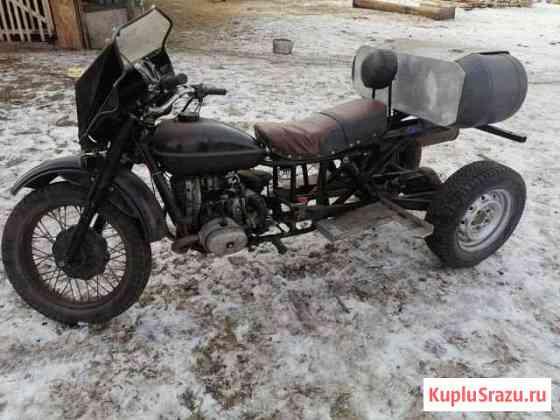 Продам Трицикл Урал Партизанское