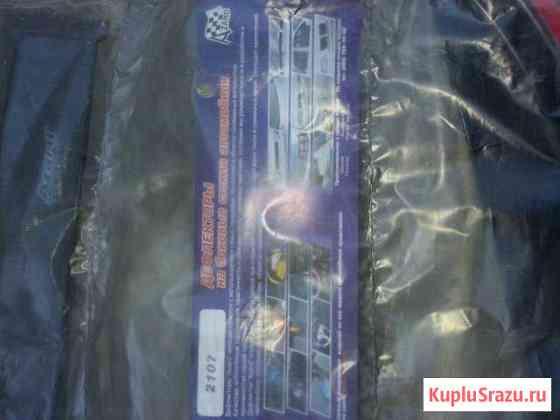 Дефлекторы на боковые стёкла ваз 2107 Кызыл
