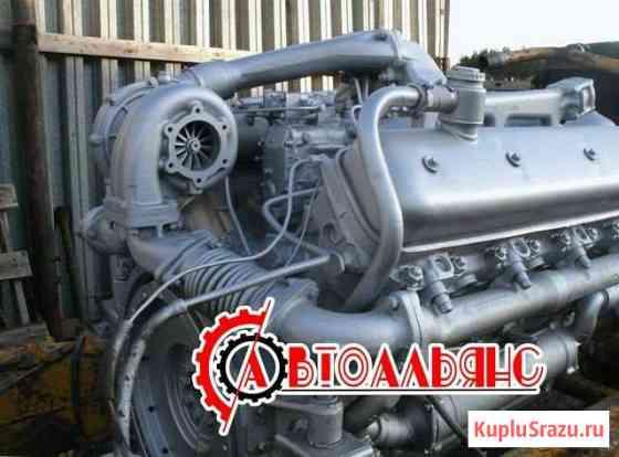Двигатель ямз-238нд5 Тосно