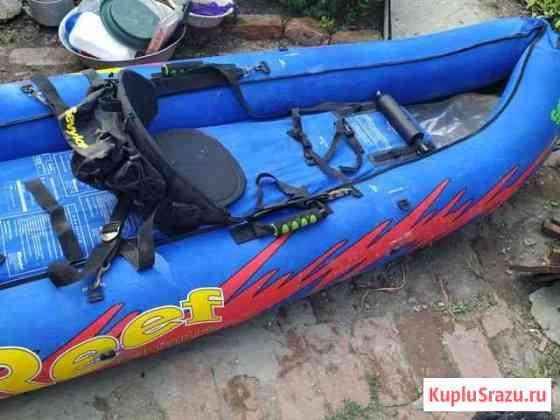 Надувная лодка Новолабинская