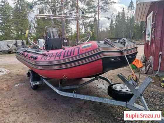 Лодка Посейдон 520 Петрозаводск