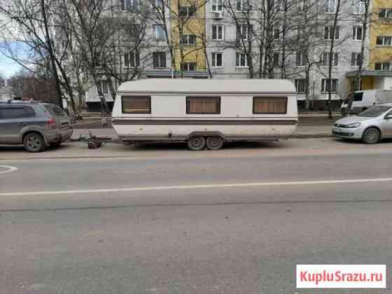 Прицеп-дом Москва