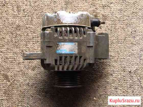 Продаю генератор от Isuzu bighorn ubs26 Якутск