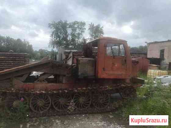 Трактор тт-4 Пермь