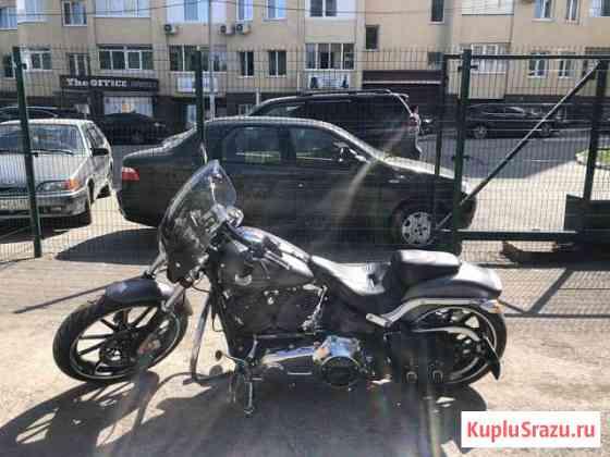 Harley Davidson Breakout Уфа