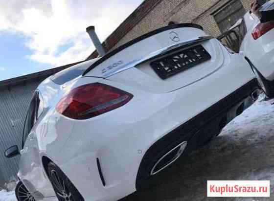 Спойлер Mercedes w205 Хабаровск