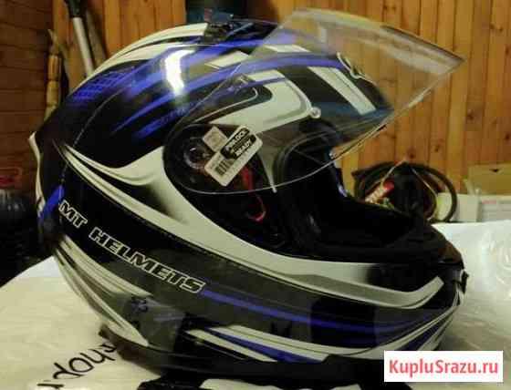 Шлем MT blade SV Helmets Тосно