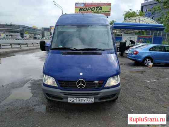 Mercedes Benz Sprinter Classic Москва