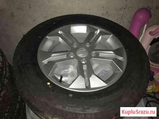 Продам новые колёса R18 Магадан