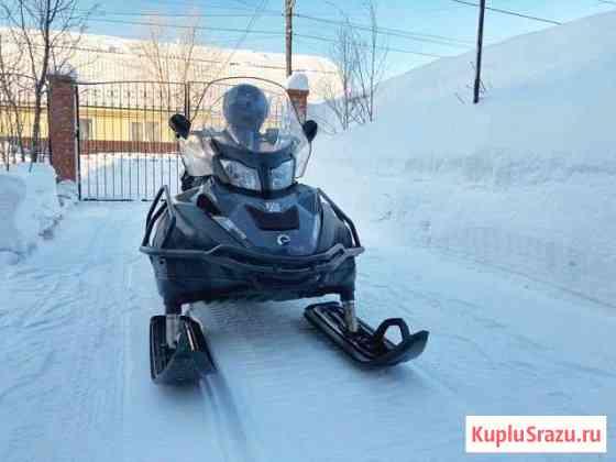 Продаётся снегоход lynx 69 yeti army 600 etec Тарко-Сале
