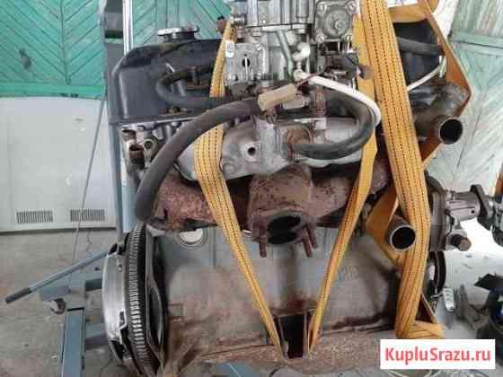 Двигатель ваз 21213, 1,7 практически новый Белогорск