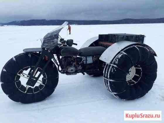 Снегоход Оса