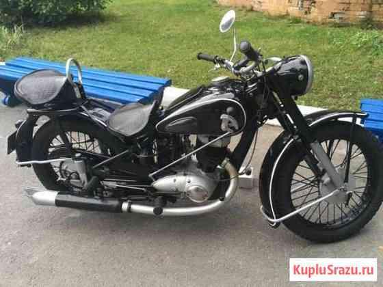 Мотоцикл Иж 49, 1956 г. выпуска Казань