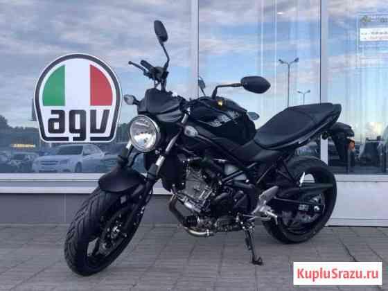 Мотоцикл Suzuki SV 650 A Black Казань