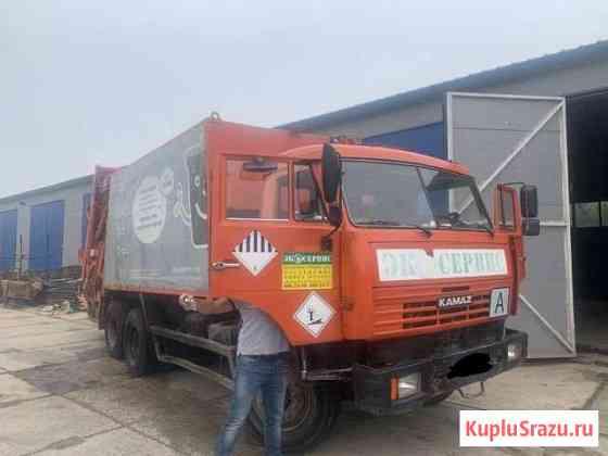 Камаз мусоровоз 2008 года Рязань